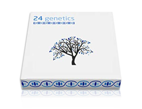 Recensione 24Genetics: 5 Tipologie di Test Dna